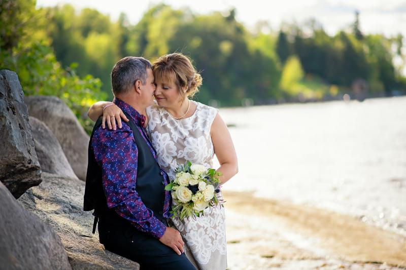 Mariage au bord de l'eau, Val'dor