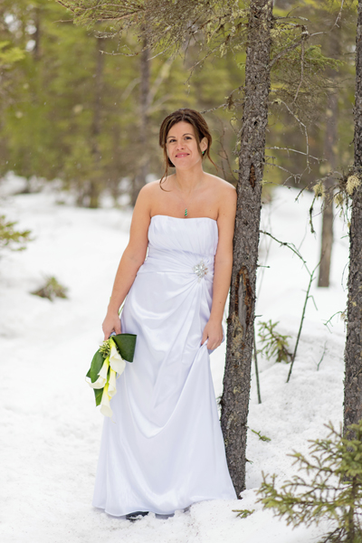 Mariage hiver - Val-d'or