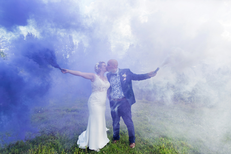 Mariage à Amos